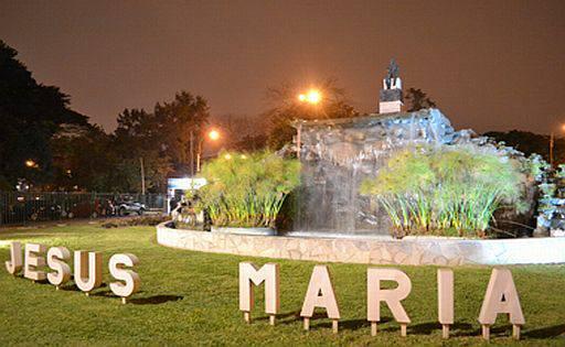JESUS MARIA ? Municipios & Comunas