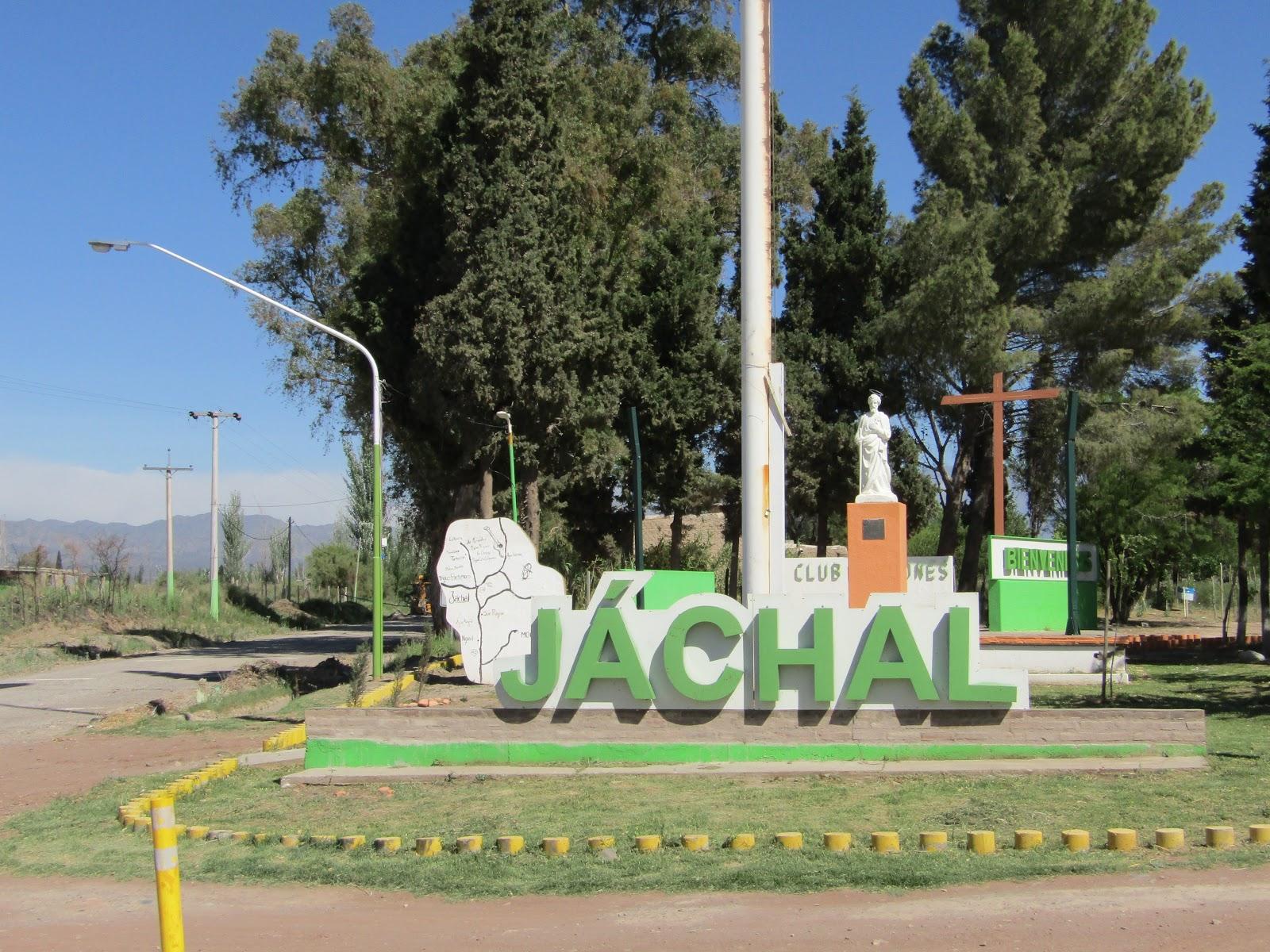 JÁCHAL ? Municipios & Comunas
